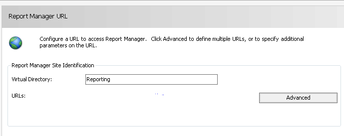 SCCM | Report Manager URL is empty | The Blog